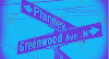 Phinney Avenue & Greenwood Avenue, Seattle, Washington by Mistah Wilson