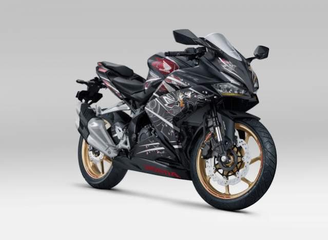 Warna Baru Honda CBR250RR SP Quickshifter Garuda x Samurai