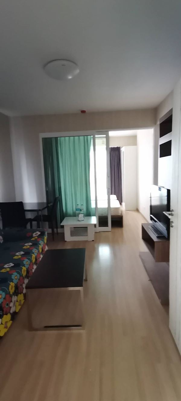 ขายคอนโด The Idol บางแสน ชลบุรี 34 ตรม ห้อง 20/114 ชั้น 4 ใกล้ชายหาดบางแสน