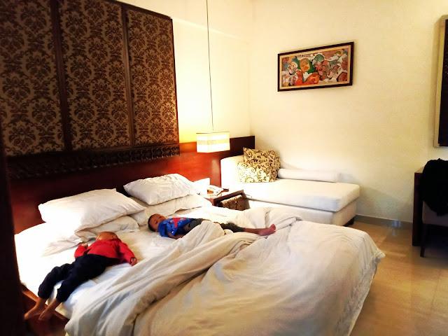 Kamar di Yulia Inn, Ubud, Bali