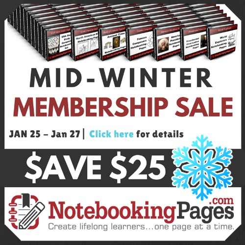 NotebookingPages.com sale