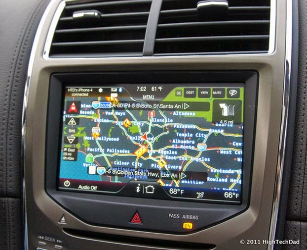 Uses of computer in transportation