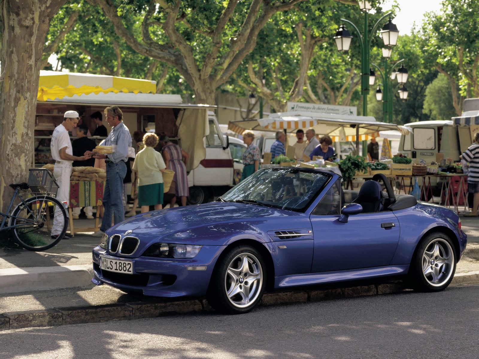 Automotive Database: BMW Z3 M Roadster