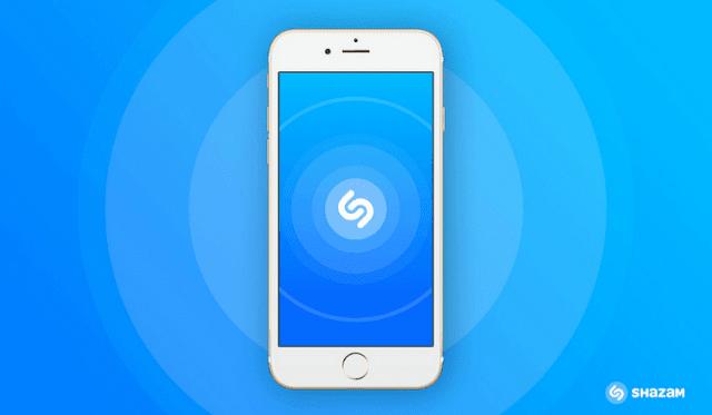 Shazam mobile