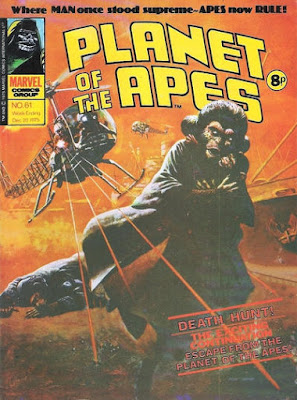 Marvel UK, Planet of the Apes #61