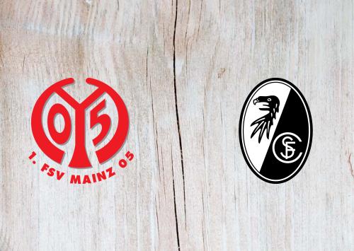 Mainz 05 vs Freiburg -Highlights 13 March 2021
