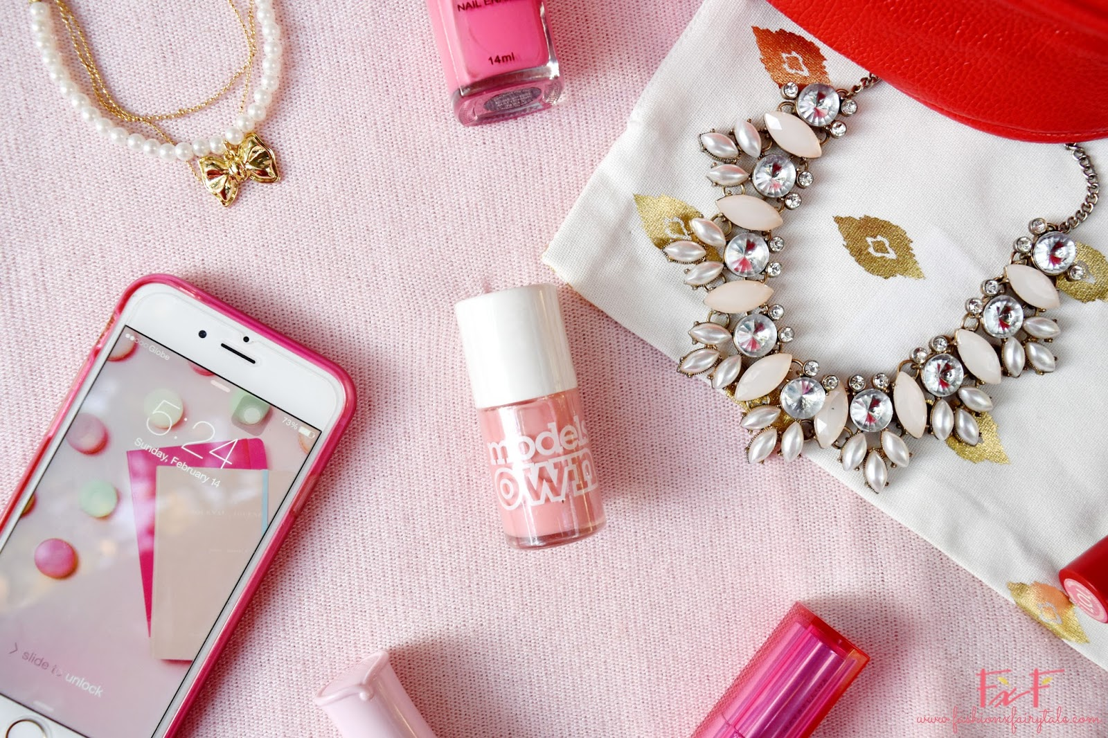 Models Own Soda Shop | On My Nails