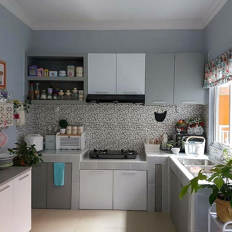 Motif Keramik Dinding Dapur Minimalis