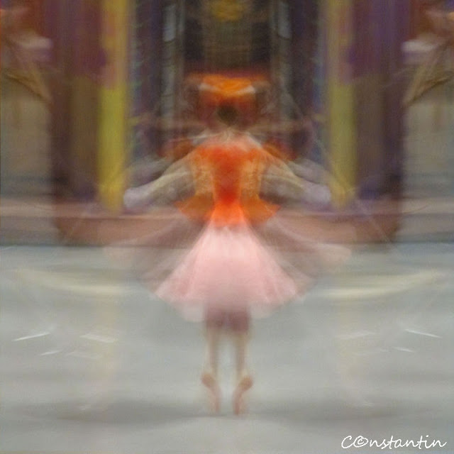 Scala - balerina - impresionism (expunerea lungã) - blog FOTO-IDEEA