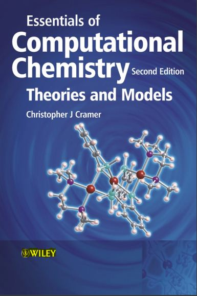 book Essentials of Computational Chemistry Theories and