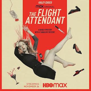 The Flight Attendant, by Chris Bohjalian: Book vs. HBO Max TV show