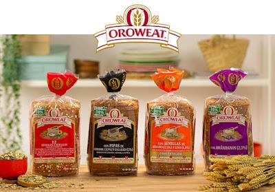 Probar gratis 4 variedades Oroweat en Sampleo