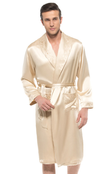 Silk Robes For Men