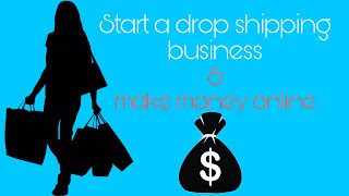 Start drop shipping business, make money online with drop shipping