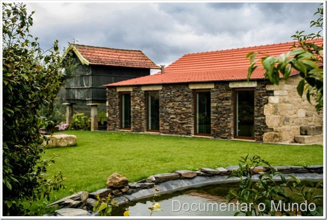 Casa Valxisto - Country House; Aldeia preservada de Quintandona