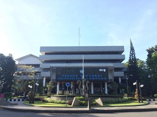 Fakultas Universitas Lampung