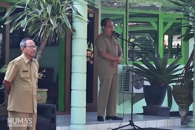 Sekda Joko Irianto Ajak ASN Tingkatkan Kedisiplinan