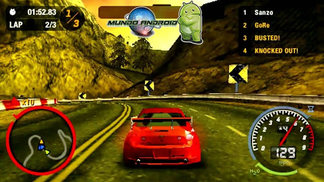 Visualización de Need For Speed Most Wanted