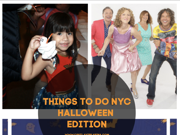 Things To Do NYC - Halloween Edition