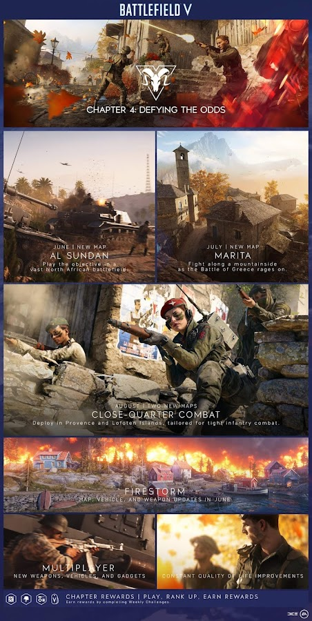 battlefield 5 roadmap tides of war chapter 4 e3 2019 ea play