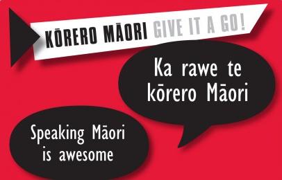 Kōrero Māori book cover