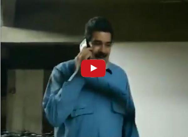 Maduro inventa que conversó con Yulimar Rojas