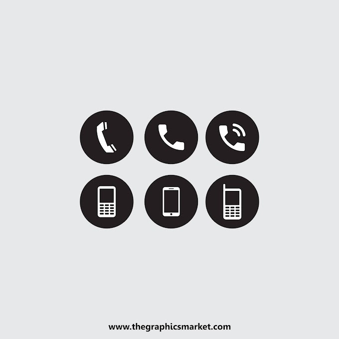 Call / Telephonic Icons   Free Download