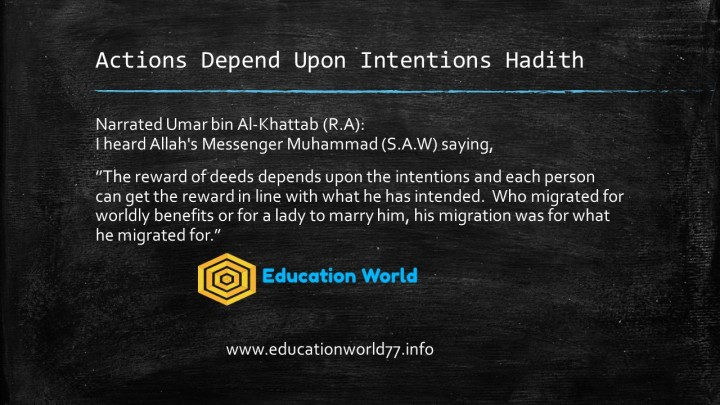 hadith , hadith definition, hadith of the day, hadith for the day