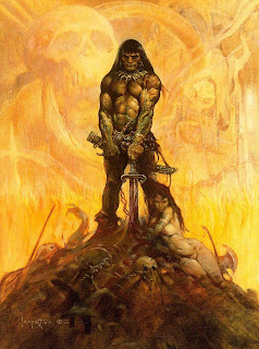 FrankFrazetta Conan the Adventurer 1966