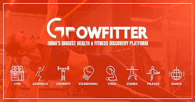 Growfitter App Referral code