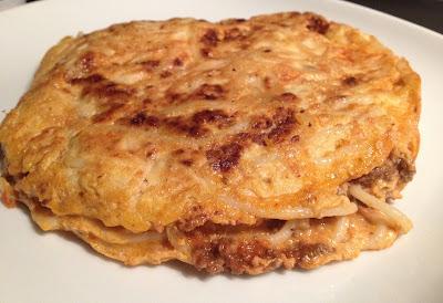 Tortilla marinera (o tortilla del marinero) 2 - Receta - Boloñesa - Álvaro García - El gastrónomo - ÁlvaroGP