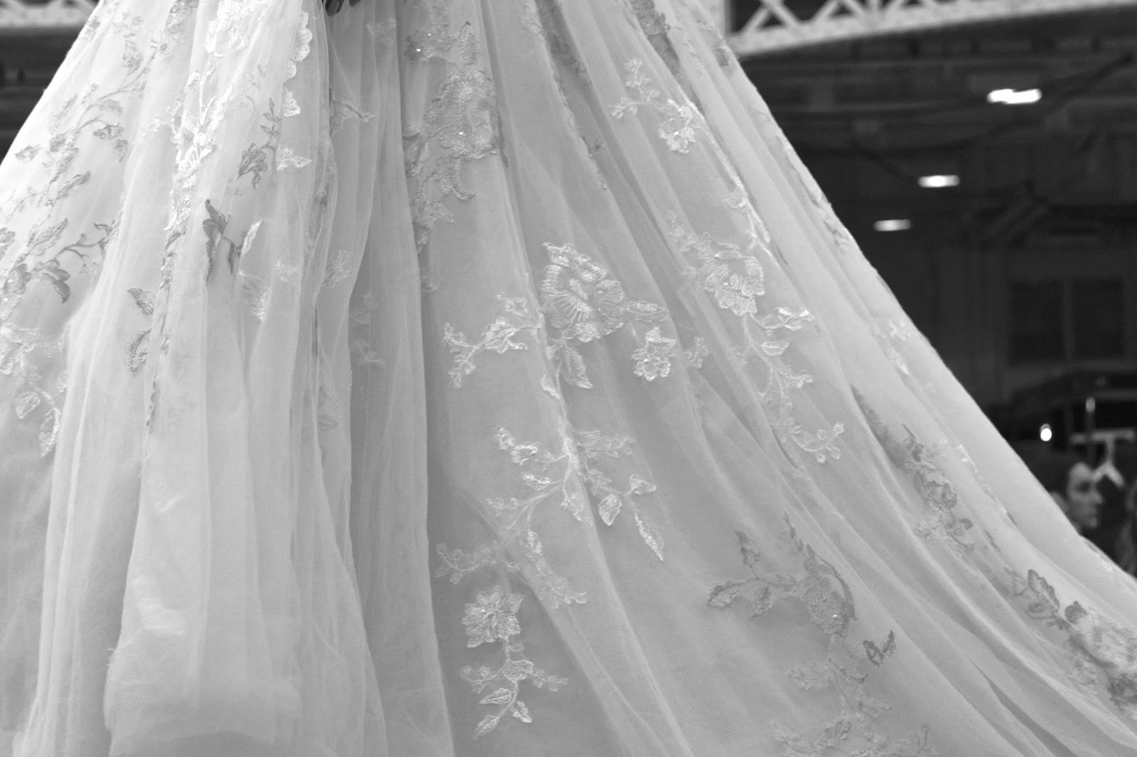 bridal wear at the national wedding show 2016 london