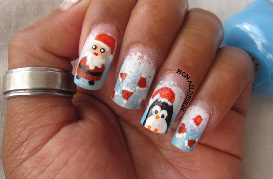 http://hgnaildesign.blogspot.com/2014/12/merry-christmas.html