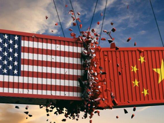 الحرب التجارية بين أمريكا والصين تشعل أزمة مالية عالمية