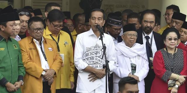 Bibit Perpecahan Dalam tubuh Tim Kampanye Nasional Jokowi