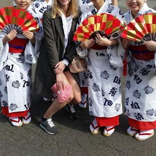 Ini dia 10 Momen Lucu Saat Turis Berada di Jepang