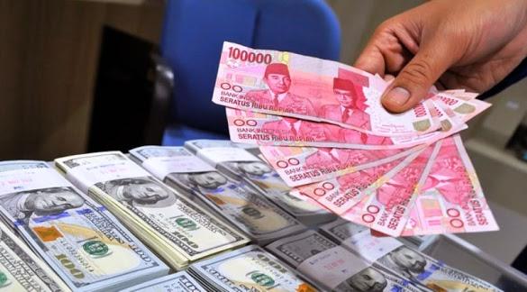 Rupiah Masih 'Nyungsep' Meski Mata Uang Negara Asia Menguat