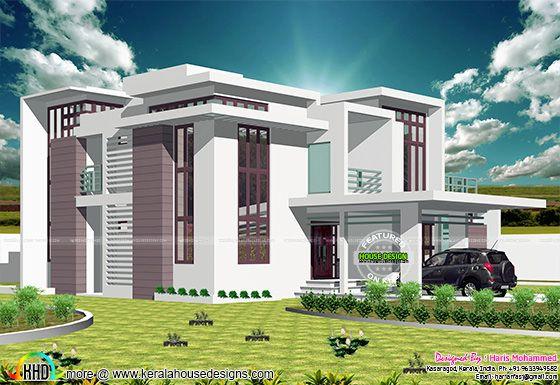 Contemporary house design 1