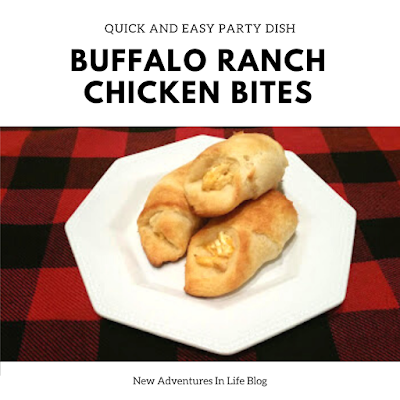 buffalo ranch chicken bites
