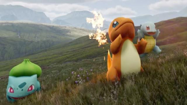 Pokemon Go recupera a situacao economica da Nintendo
