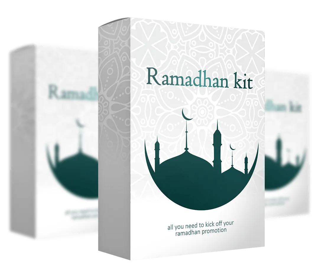 Template Desain Promosi di Bulan Ramadhan