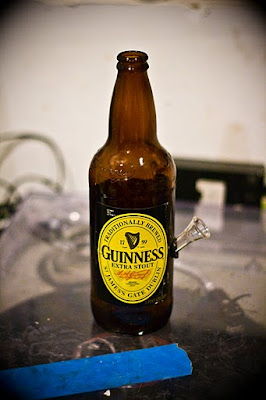 Guinness Homemade Bong