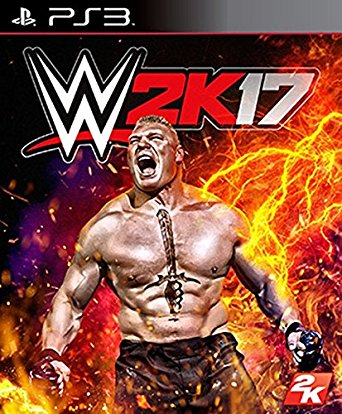 [GAMES] WWE 2K17 (PS3/USA)