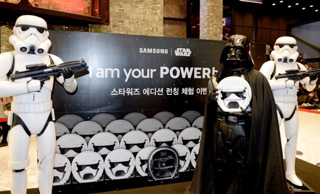 Macam-Macam Produk Star Wars Indonesia