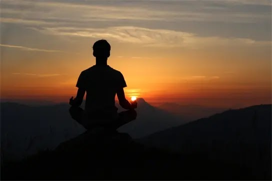 Meditate your mind *and* body