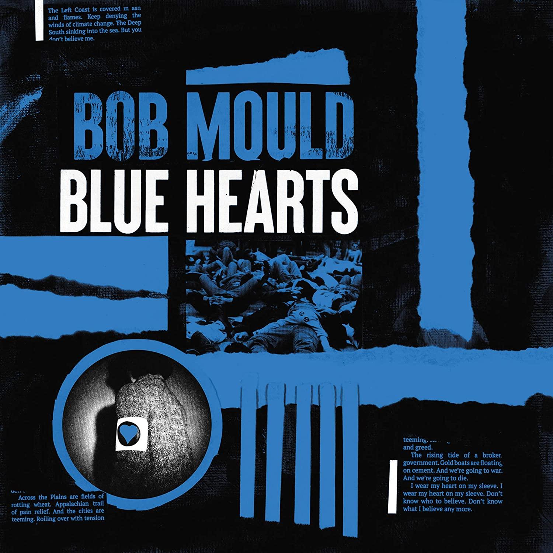 Crítica: Bob Mould - Blue Hearts