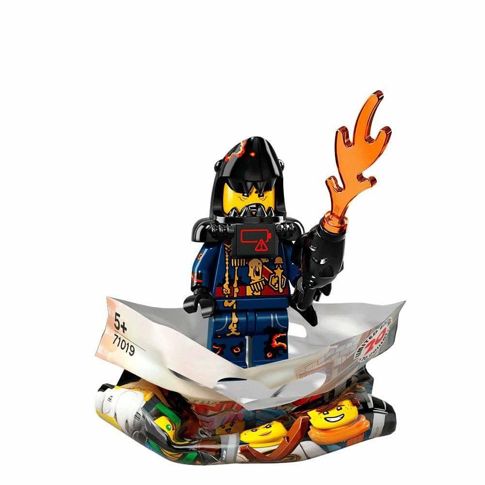 DeToyz Shop: LEGO Ninjago Movie Collectable Minifigures ...