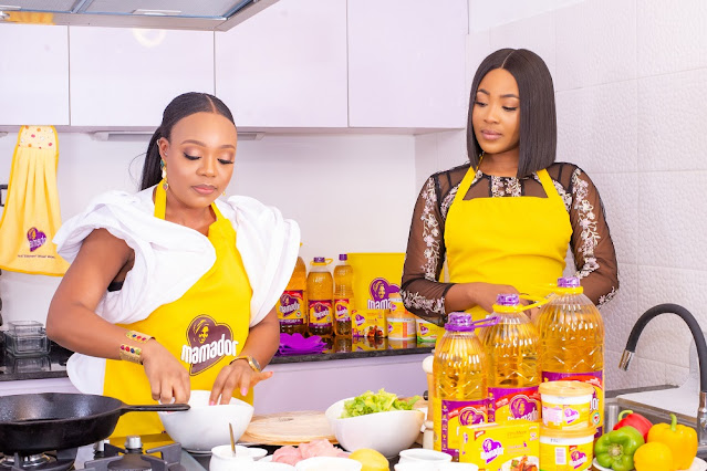 """Erica's Spicy Chicken Wrap to win N200,000 Worth of Shopping Vouchers from Mamador"""