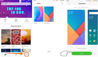 Cara Mengembalikan Tema Awal Android ke Tampilan Default