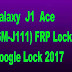 Galaxy J1 Ace (SM-J111) FRP Google Lock Remove Bypass New Security 2017